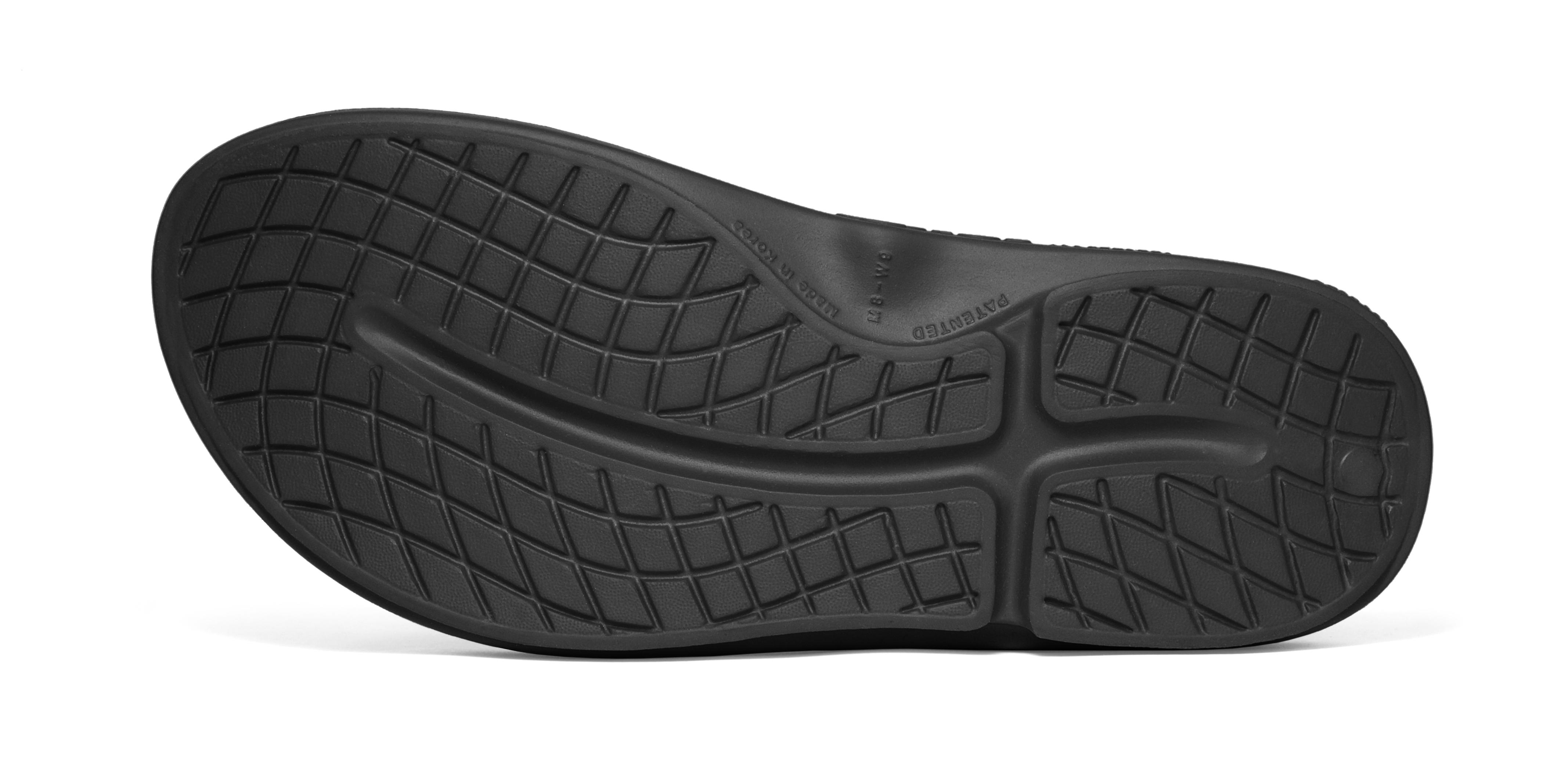 oofos footwear recovery sandal flip flops