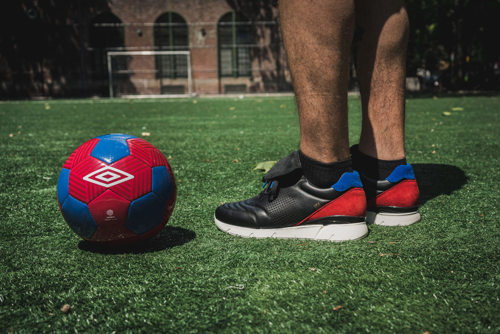 Packer Shoes Umbro Linesman Trainer Copa 100