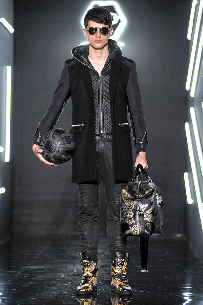 Philipp Plein Men's Spring 2017 Collection