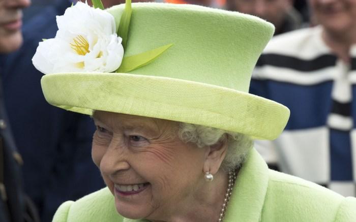 Queen Elizabeth Northern Ireland
