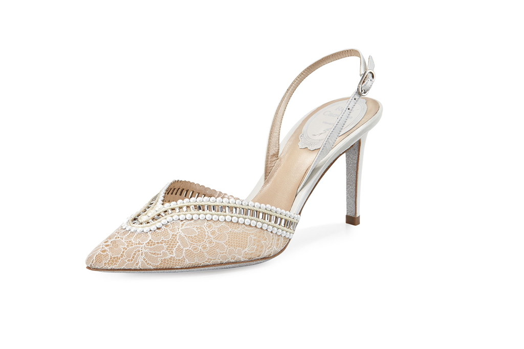 Rene Caovilla Wedding Shoes On Sale