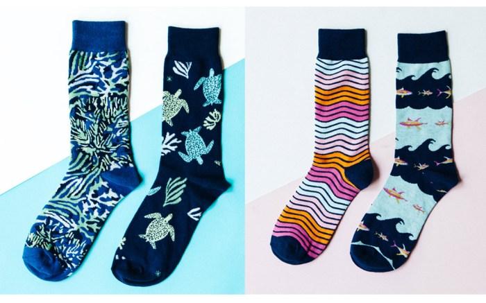 Richer Poorer WWF Socks