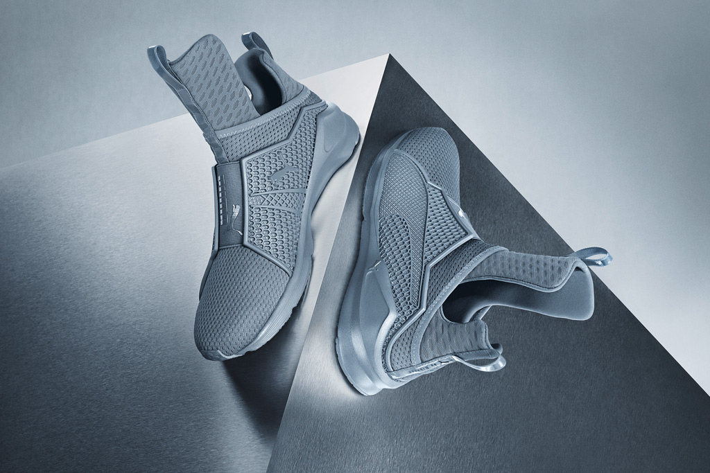 Gray Puma Trainers Sold Out