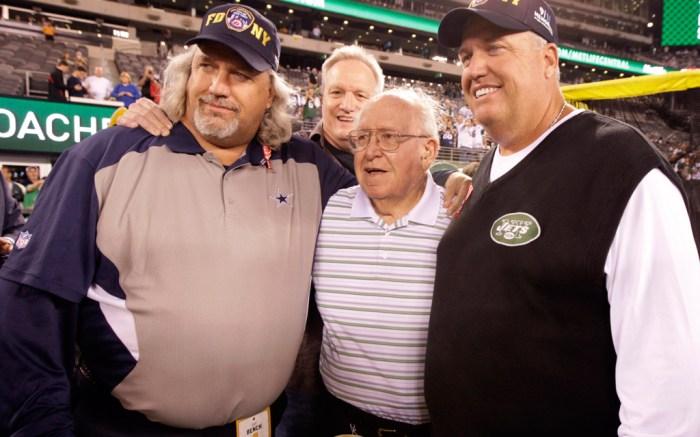 Buddy Ryan NFL Coach Death