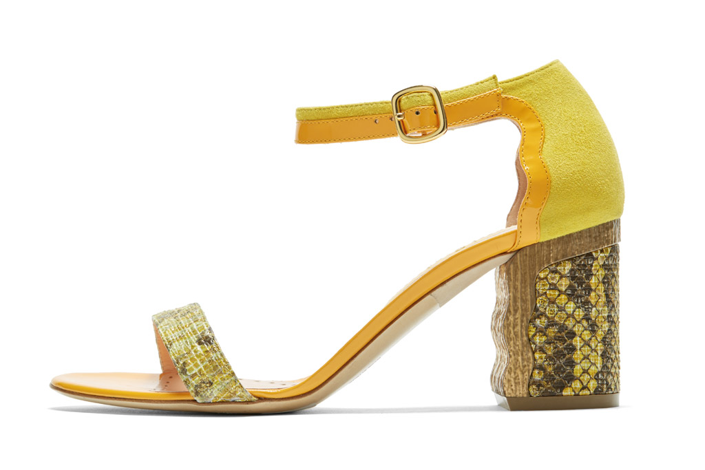 Rupert Sanderson Shoes Resort 2017 Collection
