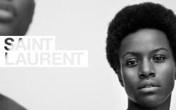 Saint Laurent Anthony Vaccarello Ad Campaign