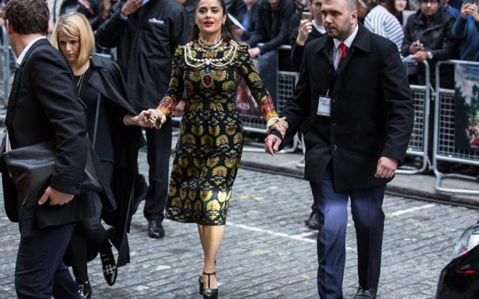 salma hayek gucci heels pumps tale of tales