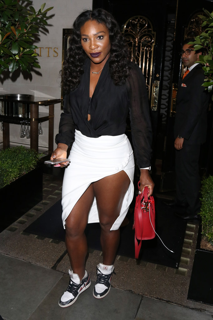 Serena Williams Air Jordan Sneakers