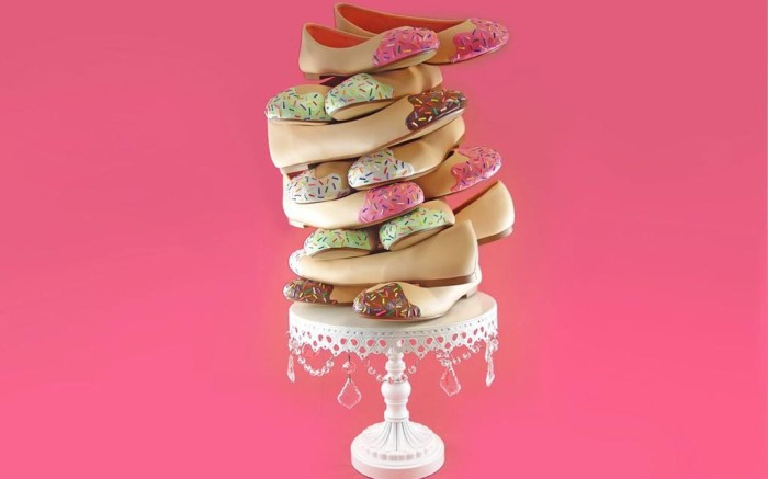 shoe bakery donuts flats jimmie