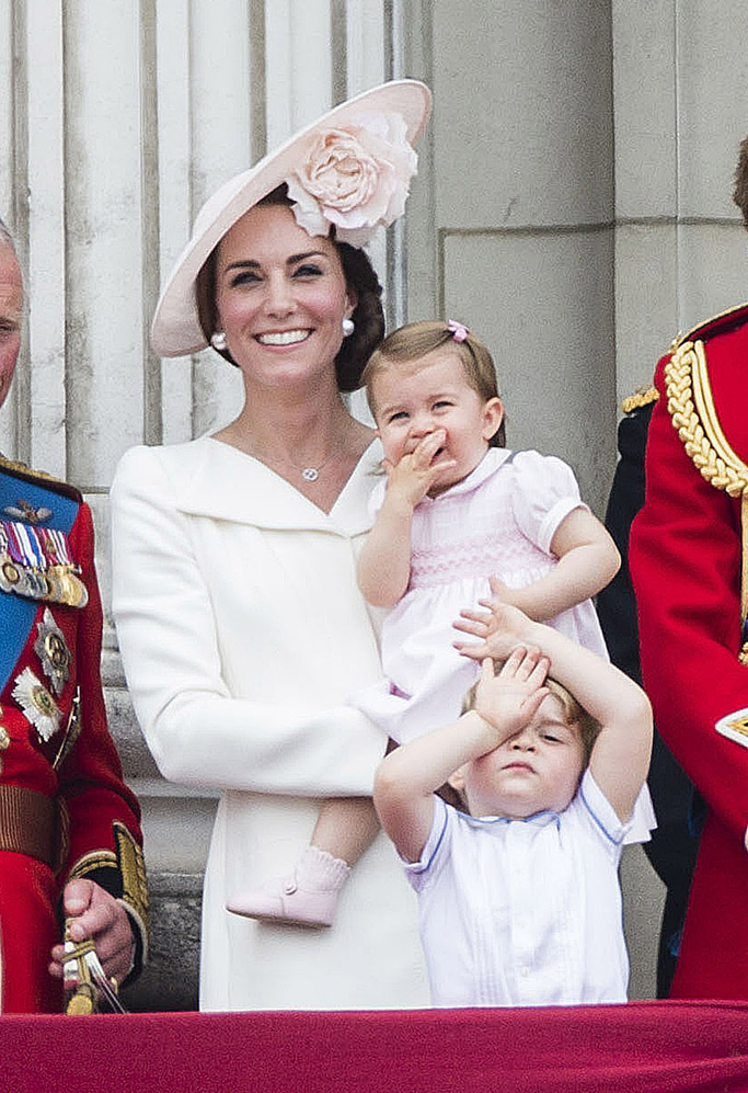 princess charlotte kate middleton shoes