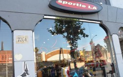 sportie LA fire