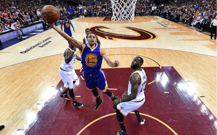 NBA Playoffs Stephen Curry