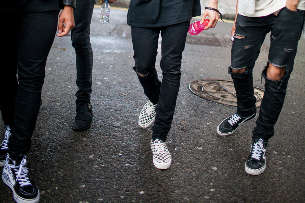 London Collections Men: Street Style