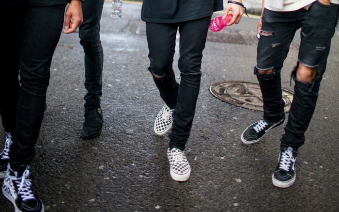 Street Style London Collections: Men's