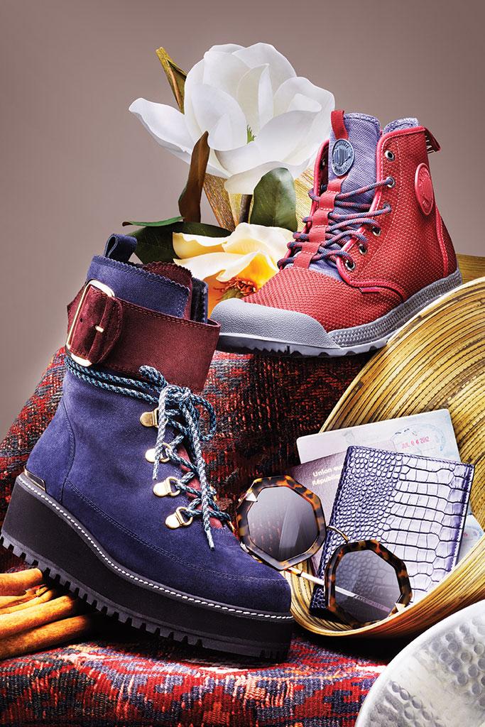 Stuart Weitzman Hiking boots
