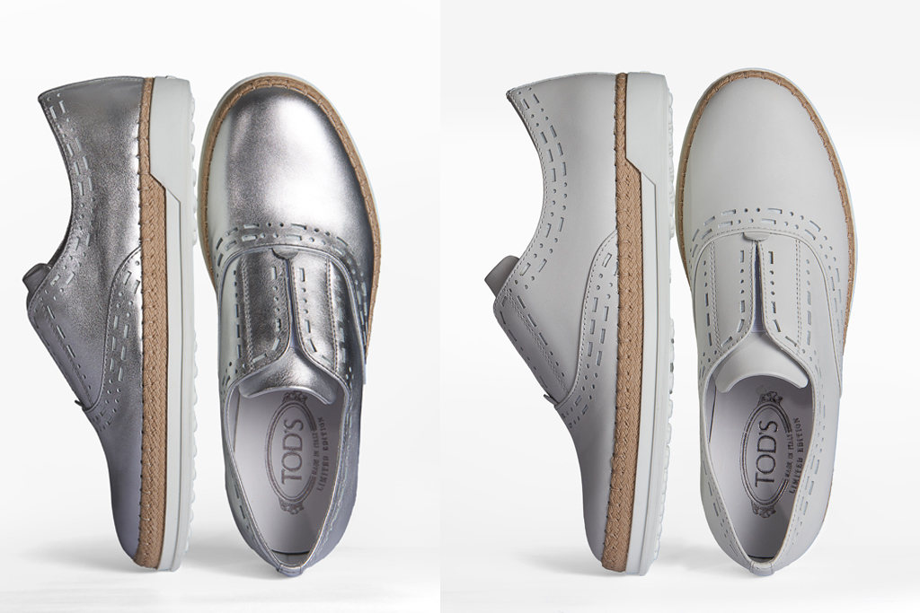Tod's x Gabriela Hearst Shoe Collection