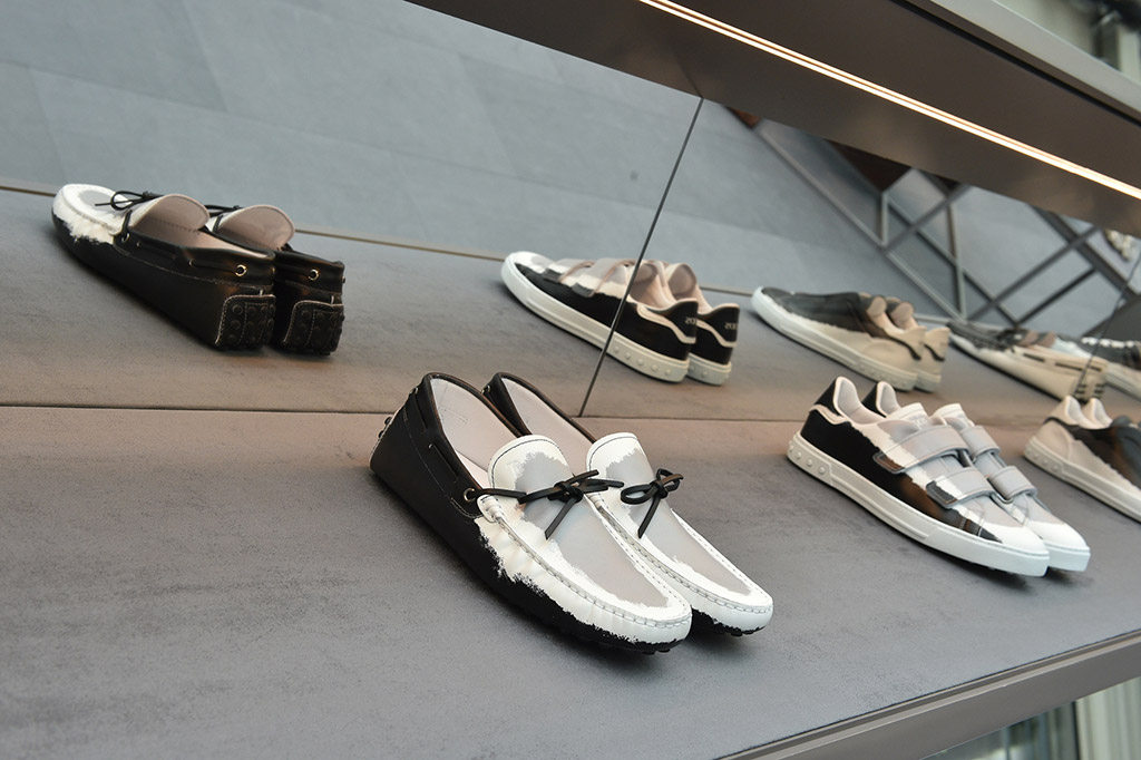 Tod's Men's RTW Spring 2017 Collection