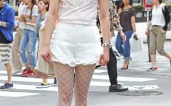 Tokyo Street Style Summer 2016