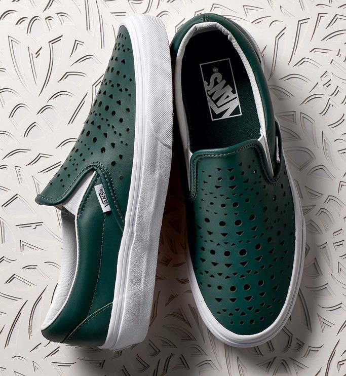 Vans Cutout Sneakers