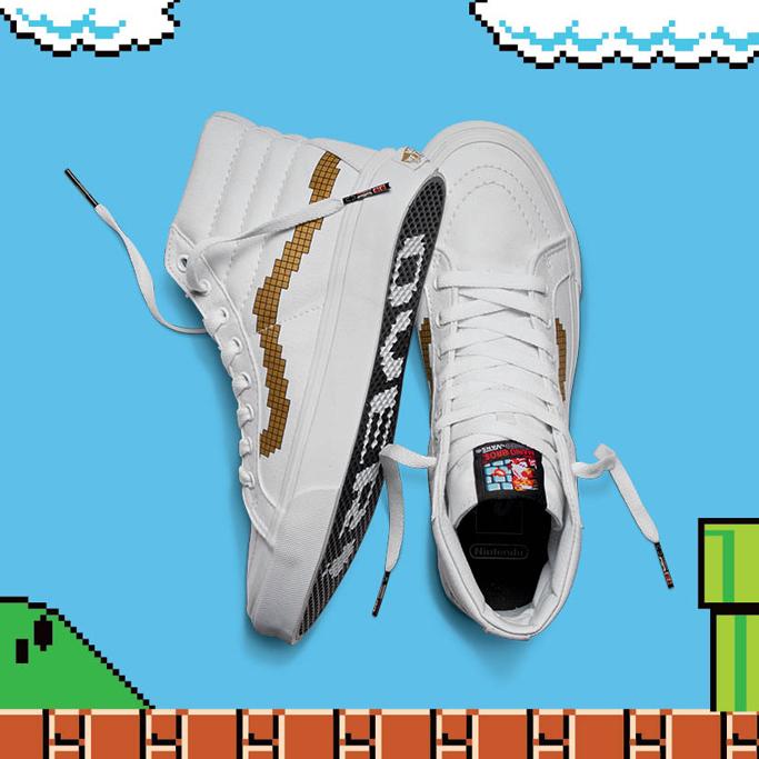 Vans Nintendo Pack Sneakers