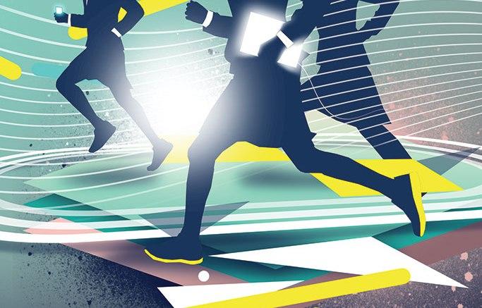 women-athletic-firms-running-illustration-mario-wagner