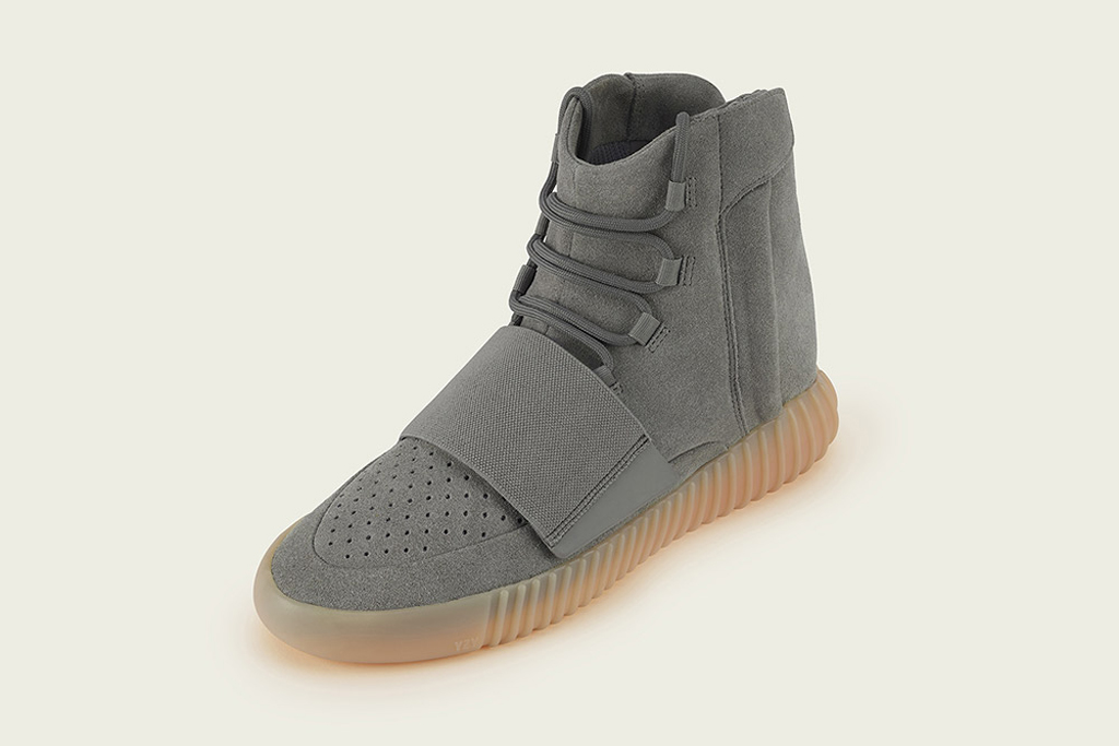 Yeezy Boost 750 Light Grey Release