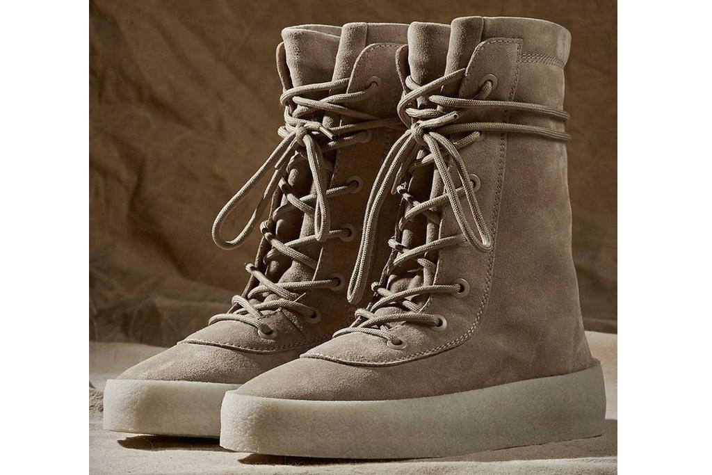 Yeezy Season 2 Crepe Boots – Footwear