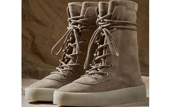 Yeezy Season 2 Crepe Boots Release