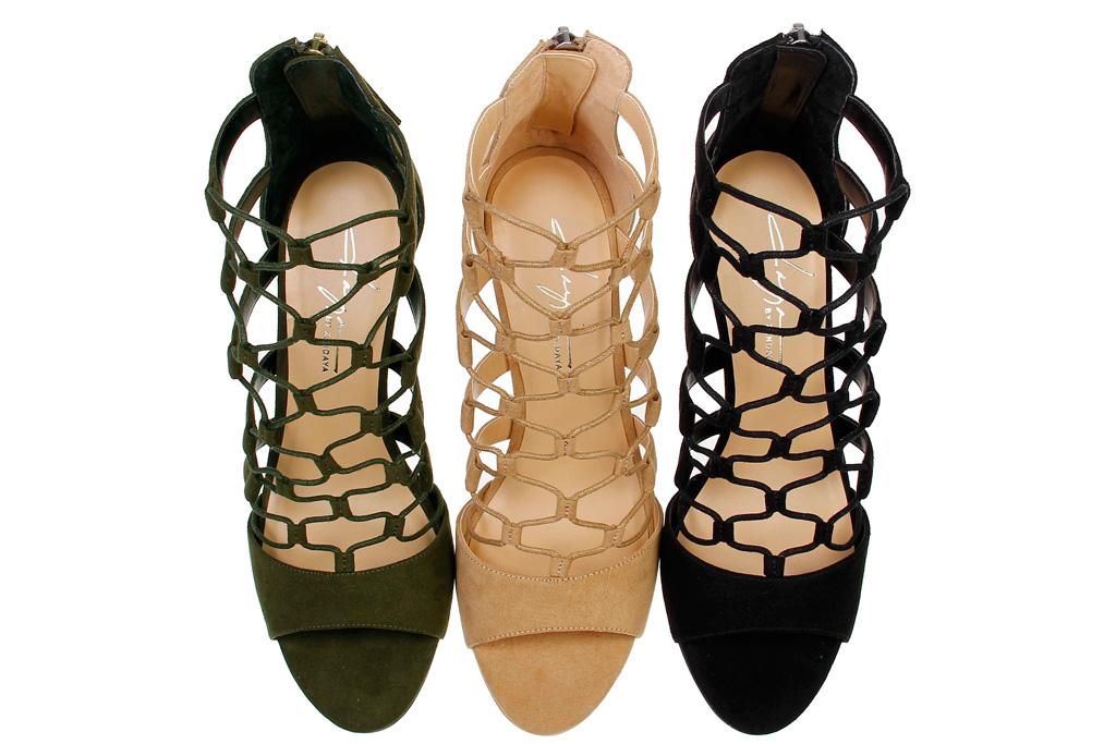 Zendaya Shoes Spring 2017 Collection