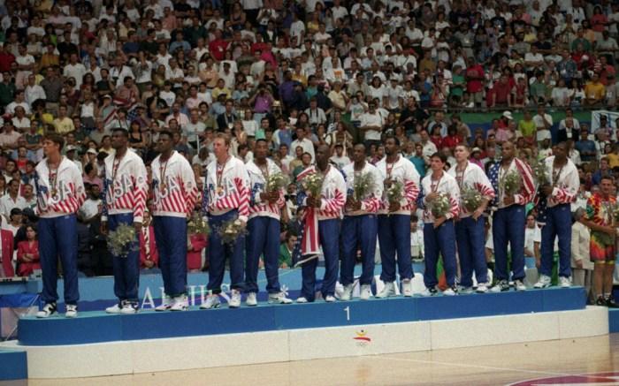 Dream Team Olympics 1992