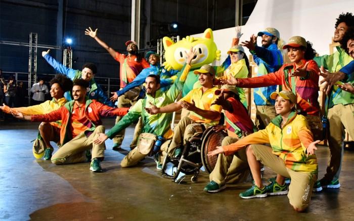 361 Degrees Rio Olympics