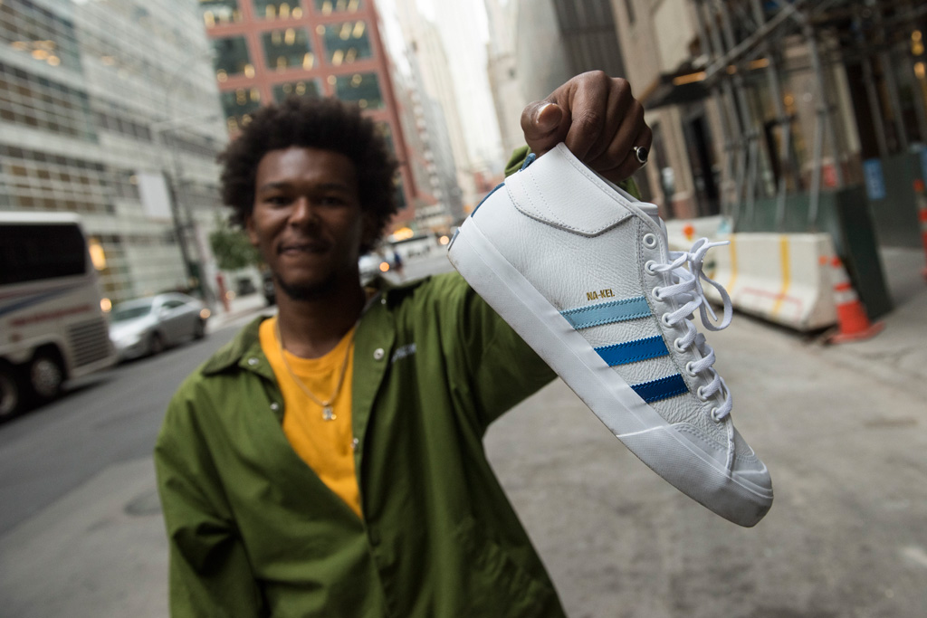Adidas Releases Na-Kel Smith Matchcourt