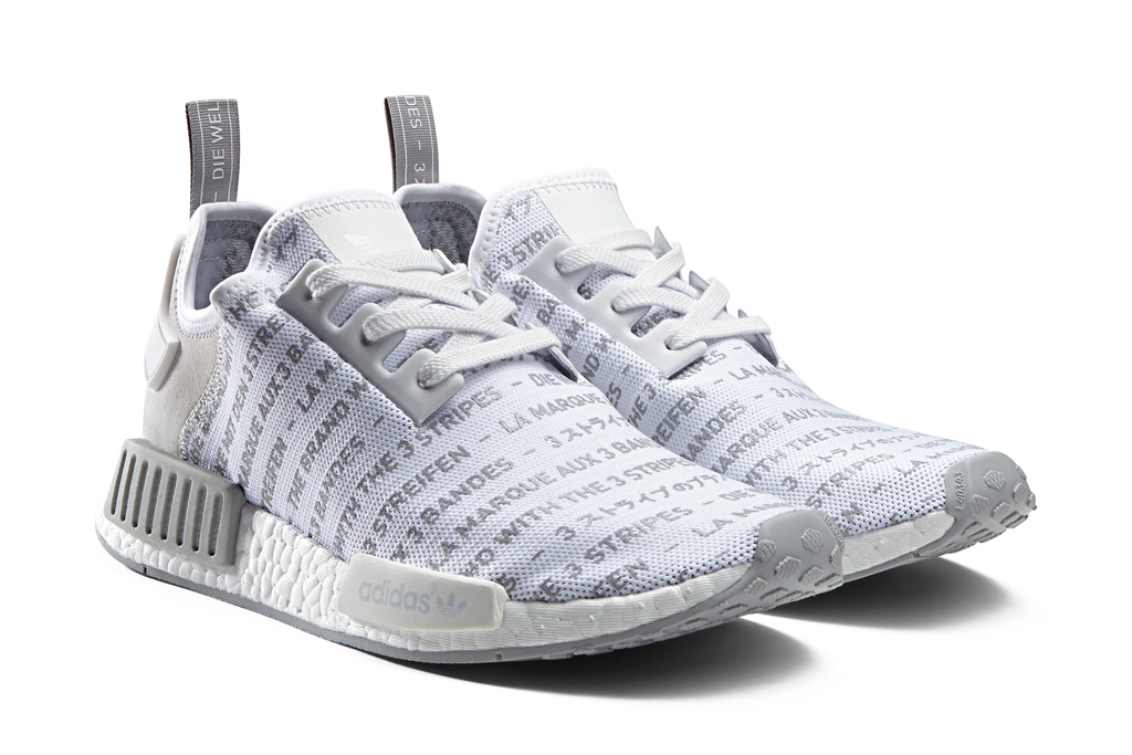 Adidas Originals NMD Blackout/Whiteout Pack Release