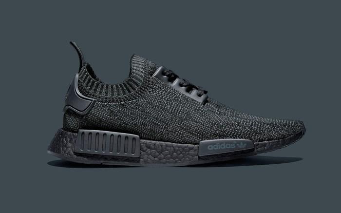 pastel Muchos dedo  How To Get The Adidas Originals NMD Primeknit Pitch Black Sneakers –  Footwear News