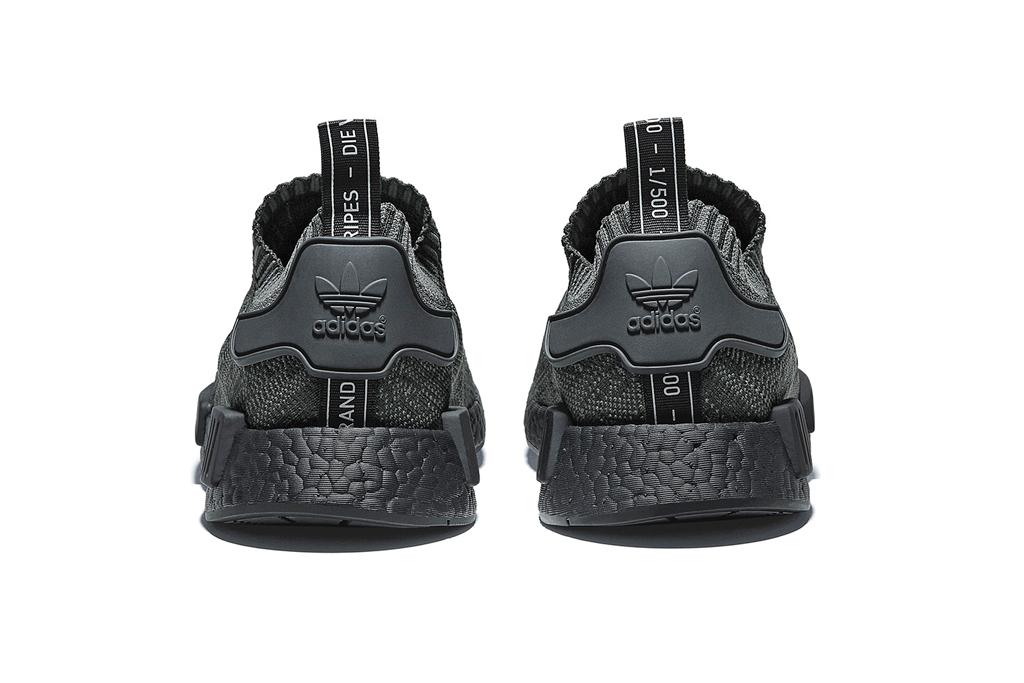 Adidas Originals NMD Primeknit Pitch Black