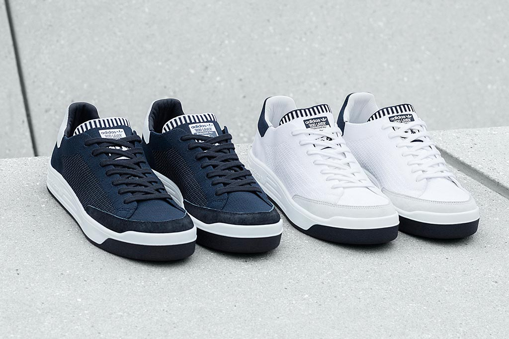 The Adidas Rod Laver PK Pack.