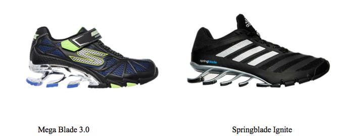 Skechers Adidas lawsuit