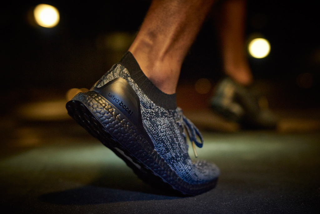 Adidas Ultra Boost Uncaged Black Sneakers