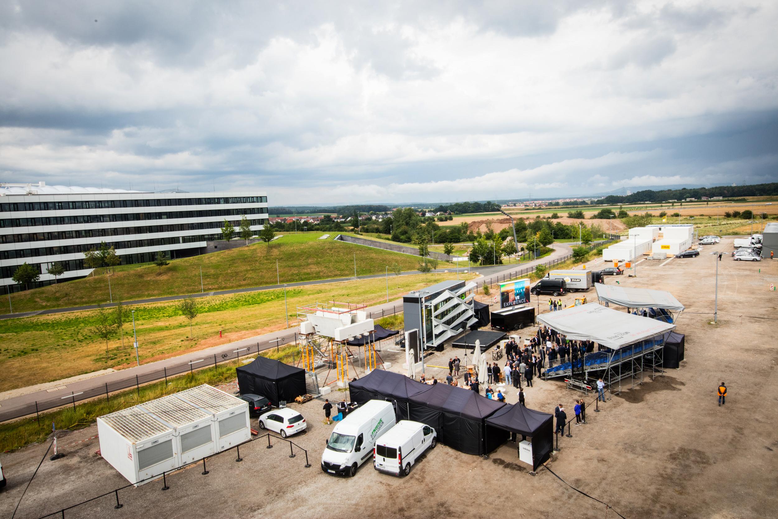 adidas group germany headquarters