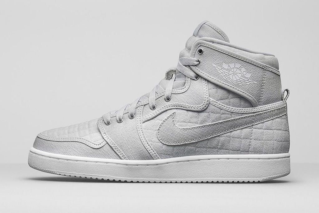 Air Jordan 1 Retro KO Pure Platinum