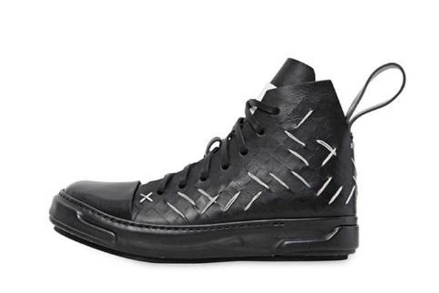 Artselab high top sneaker