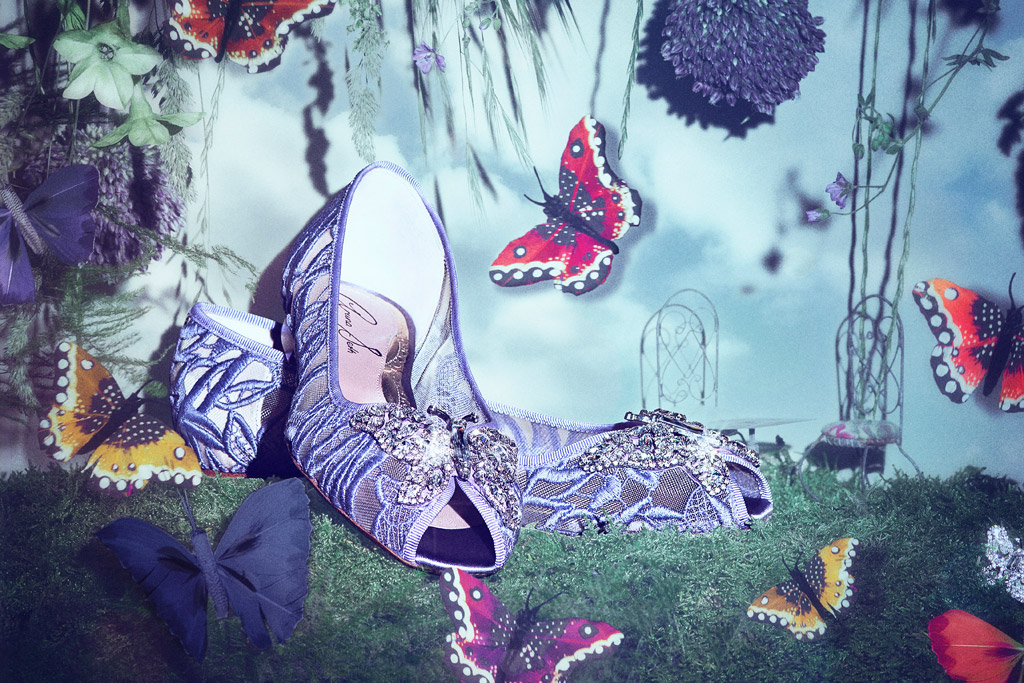 Aruna Seth Shoes Harrods