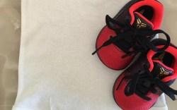 Kobe Bryant Posts Baby Nikes On