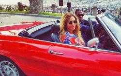 Beyoncé European Tour Style