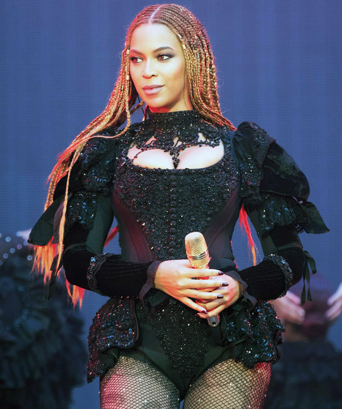 Beyonce 2016 Formation Tour Costumes