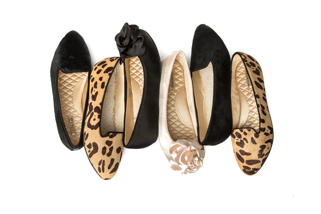 Birdies Luxury Slipper Collection