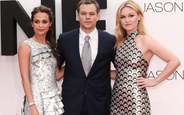 Bourne Cast London Premiere