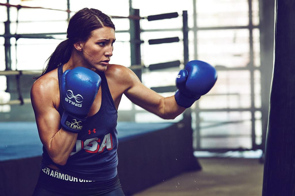 Boxer Mikaela Mayer Rio Olympics 2016