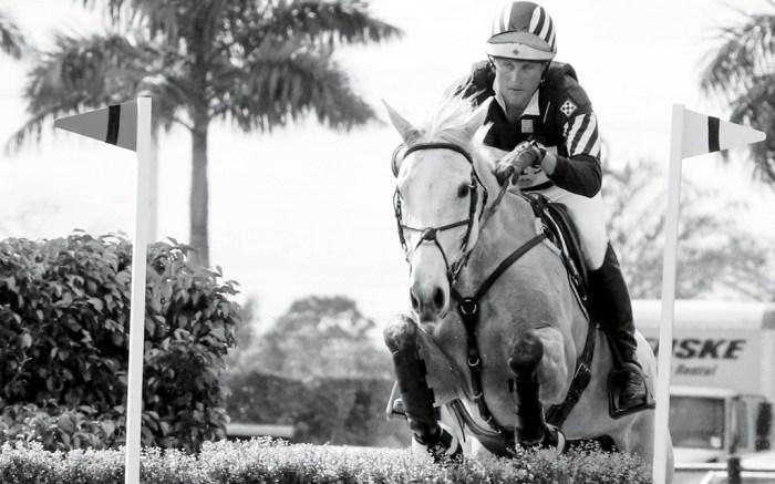 Boyd Martin Equestrian 2016 Rio Olympics