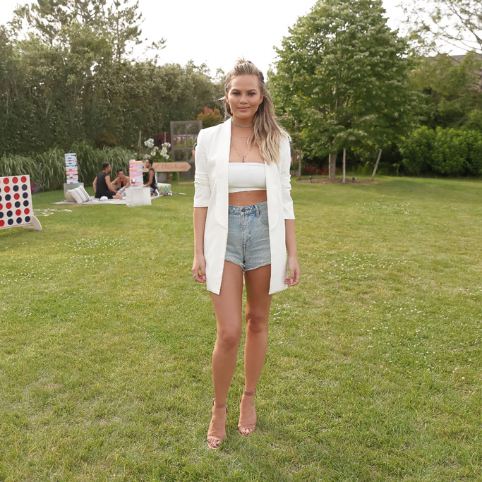 Celebrities July 4th Style